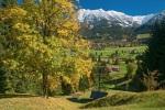 Goldener Herbst in Oberstdorf