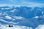 Skifahren im Skigebiet Nebelhorn auf 2224 m