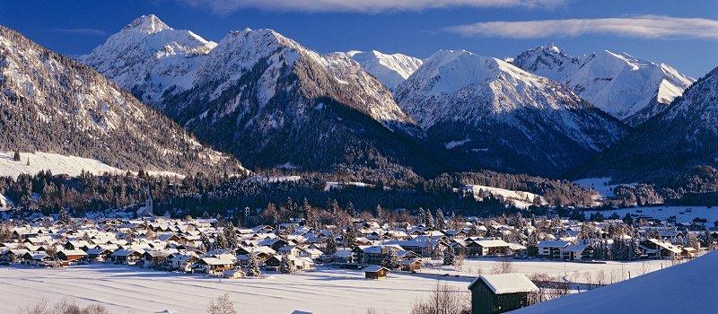 Winter - Weiße Wochen in Oberstdorf