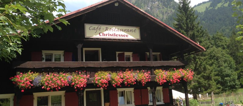 Cafe Christlessee