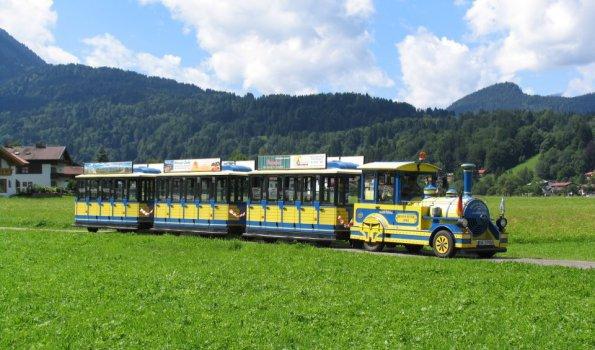 Das Oberstdorfer Marktbähnle on Tour