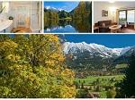 Ferienwohnung Robert - Goldener Herbst in Oberstdorf