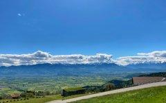 Ausblick Appenzeller Land