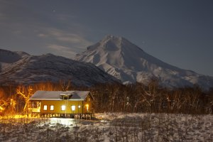Snow Valley Lodge Kamtschatka