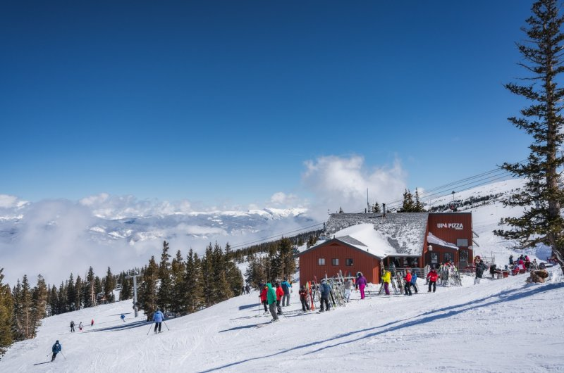 Aspen Highlands Cloud Nine
