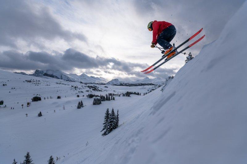 Banff Sunshine Springer