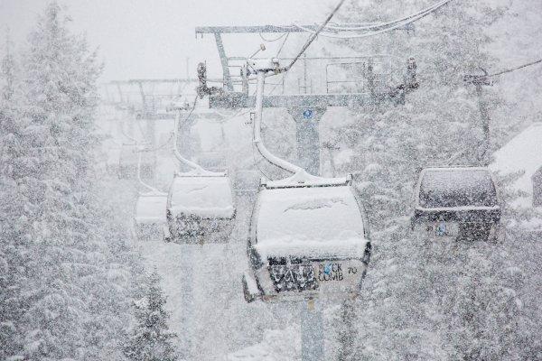 Winter in Kanada?