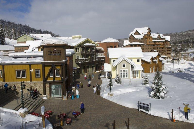 Winterpark Village View