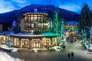 Crystal Lodge Whistler