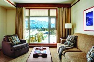 One Bedroom Upper Floor Suite