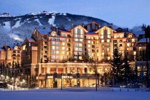 Westin Resort und Spa Whistler
