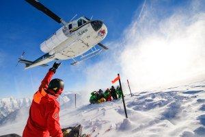 Selkirk Tangiers Heli-Skiing