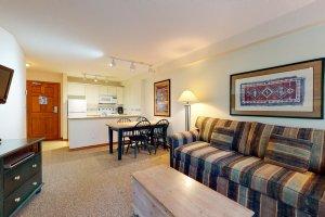 One Bedroom Suite Standard