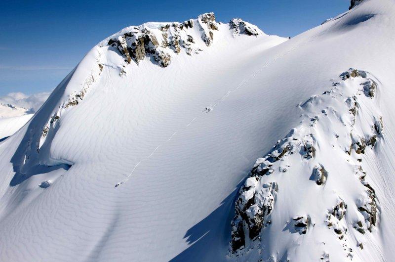Pantheon Heli-Skiing by Bella Coola Heli Sports
