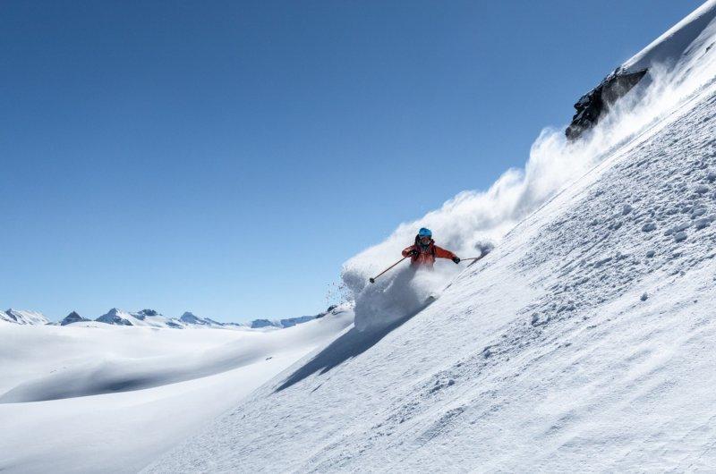 Heli-Skiing - Dirk Wagener, WhiteHearts