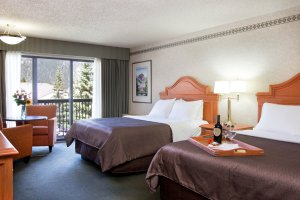 Banff Park Lodge - Zimmer