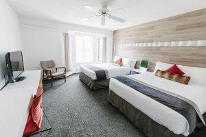 Elk + Avenue Hotel - Zimmer