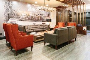 Elk + Avenue Hotel - Lobby
