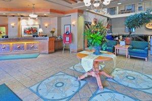 Ptarmigan Inn - Lobby