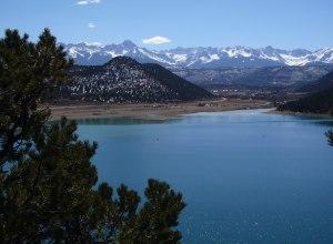 Auf dem Weg von Aspen nach Telluride