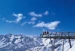 Aussichtssteg am Tiefenbachgletscher