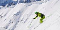 Skiing Jasper