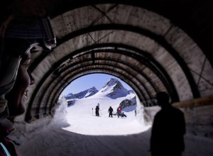 Sölden Skitunnel