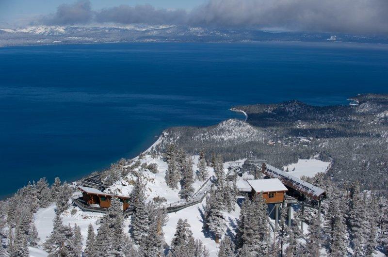 Panorama Lake Tahoe