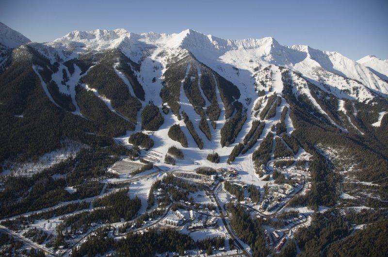 Skigebiet Fernie