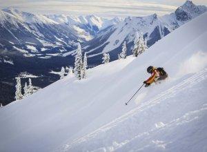 Powdern Tyax Heli-Skiing