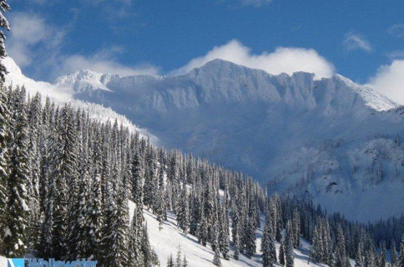 Whitewater: Ymir Mountain