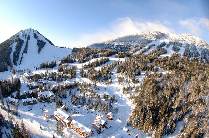 Red Resort + Skigebiet