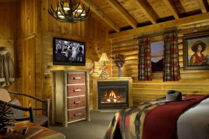 Rustic Inn Cabin