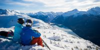 View from Whistler Mountain
