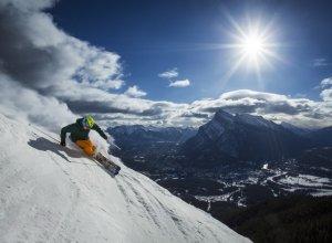 Ski Mt. Norquay