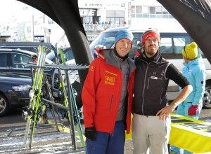 Skiteam vom Sport Reischmann