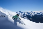 Powder in Whistler