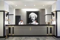 Lobby Mark Twain Hotel