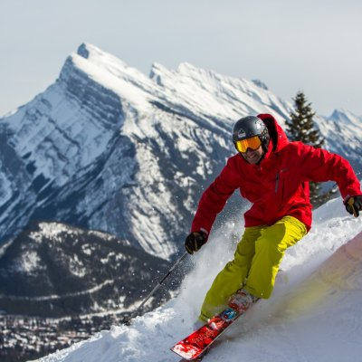 Mount Norquay Hang