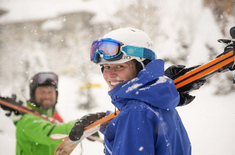 Panorama Ski Resort (Skifahrer) - Kari Medig