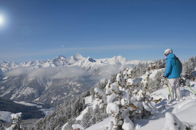Panorama Ski Resort (Aussicht)