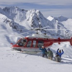 CMH, Bell 407 with Group - Craig McGee