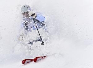 CMH Skier Close Up - Christjan Ladurner