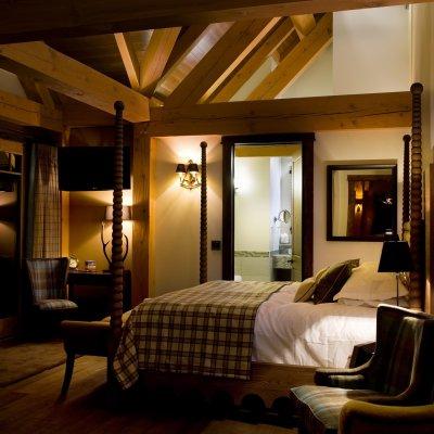 Bighorn Lodge Bedroom