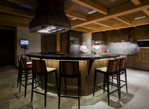 Bighorn Lodge Kitchen