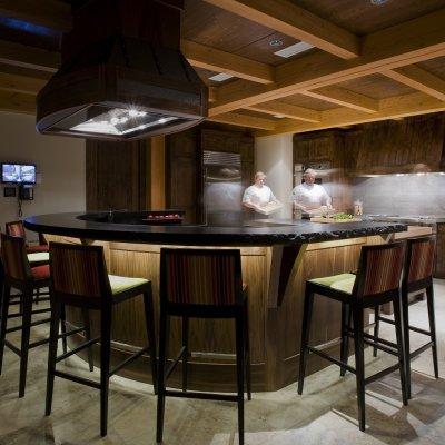 Bighorn Lodge Kitchen