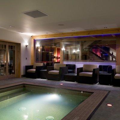 Bighorn Lodge Pool