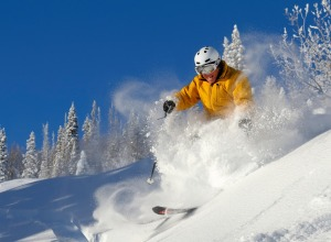 Powder Skiing Deer Valley Resort