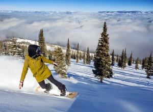 Snowboard AspenSnowmass