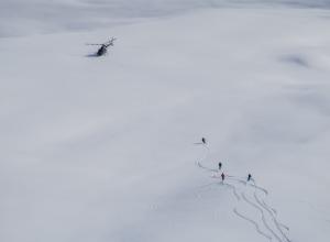 Last Frontier - Spuren im Schnee